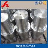 Eixo de aço chapeado auto cromo da precisão da peça do torno do CNC da fábrica de China
