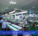 painéis 260W solares polis com Ce, certificações de CQC e de TUV e 25 de potência anos de garantia da saída