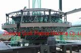 機械回状の織機を作る4つのシャトルのPPによって編まれる網袋