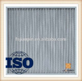 Doubles pièces de diffuseur d'air de renvoi de plafond de gril de fléchissement de qualité