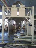 컨베이어와 재봉틀을%s 가진 말린 가리비 충전물 기계
