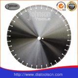 500mm circulares viu a lâmina: O laser viu a lâmina para o concreto