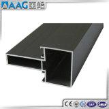 Pared de cristal de la partición modular de aluminio material del perfil de la pared de partición de la oficina