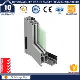 Portello residenziale CD60 della stoffa per tendine dell'entrata di alluminio