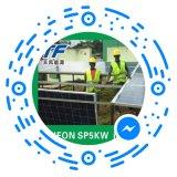 sistema para a HOME, sistema do painel solar de 10kw 20kw do painel solar