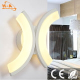 Luz de interior vendedora caliente de la pared del dormitorio LED para el estudiante de Childern