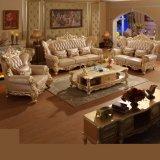 خشبيّ جلد أريكة لأنّ يعيش غرفة أثاث لازم وأثاث لازم بينيّة