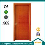 Porte en bois composée intérieure de PVC de WPC pour des Chambres