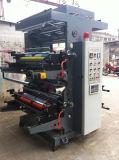 Yt 2 Farben-Plastikfilm Flexography Flexo Drucken-Maschine