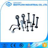 Kundenspezifische Blech-Produkte, Teile stempelnd, schweissende Teile