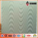 China neue Heiß-Verkauf Produkte geprägtes zusammengesetztes Aluminiumpanel für Aufbauten