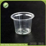 biodegradierbares freies Plastiksoße-Cup des haustier-0.95oz/30ml