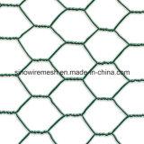 Rede de fio sextavada galvanizada para a rede de Pourtry com alta qualidade