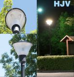 IP65 Ik08 Bridgelux 18W 24W 30W 40W LED Garten-Beleuchtung