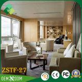 Muebles del dormitorio del diseño del estilo de la manera nuevos para el apartamento del hotel (ZSTF-27)