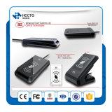 Posición RFID 13.56 14443 lector de tarjetas de viruta del USB SIM y programa de escritura ACR1281u-K1
