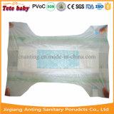 Tecido feliz ultra fino elevado Pampering descartável do bebê da absorvência