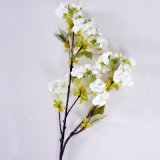 결혼식 훈장 소형 가짜 인공적인 벚꽃