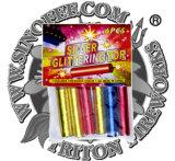 Brillante colorido de la flor de los fuegos artificiales de fuegos artificiales Precio de Fábrica