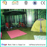 Exterior Tela de tafetán respirante de 190t para bolsas de dormir