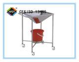 (B-48) Edelstahl-waschende Laufkatze für Wunde