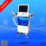 De hydro Machine van de Schoonheid van de Schil van de Zuurstof van /Water van het Systeem van Rejuvanation Dermabrasion van de Huid van de Schil Straal