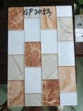 Mattonelle di ceramica della parete del getto di inchiostro di superficie lucido per la stanza da bagno