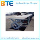 Scissor justierbare bewegliche stationäre hydraulische ISO9001 Plattform