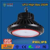 120 lumière élevée de compartiment du degré 110-130lm/W SMD2835 200W DEL