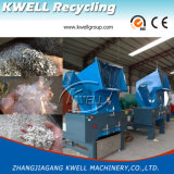 Paper Board Twin Shaft Shredder / Waste Plastic Recycling Crusher / Industrial Shredders