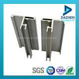 6063 T5 Aluminum Cabinet Kitchen Rail Aluminum Profile with Mill Finished