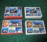 54 unterschiedliches Phot Playingcards