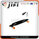 Скейтборд Longboard 4 колес Interligent безщеточный электрический