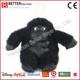 Gorila macio realístico do brinquedo do animal En71 enchido