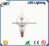 LED 초 전구 3W LED 전구는 백색 E27 220V 에너지 절약 전구 가정 훈장 점화를 위한 Retro 유리제 Edison 전구 필라멘트 램프를 데운다