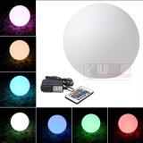 高品質防水LEDのプールの浮遊球かブランデーグラス