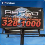 Grande LED Digital contrassegno esterno per la pubblicità, tabellone segnapunti, media esterni di colore completo