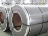 PPGI enrolla la bobina de acero galvanizada prepintada blanca Ral9002