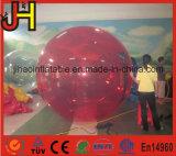 Красные шарики воды цвета PVC/TPU раздувные для занятности взрослых