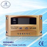 20V情報処理機能をもった太陽料金PWMのコントローラ