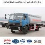 15cbm Dongfengのユーロ4の燃料タンクのトラック