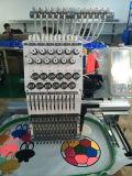 12-15 de kleuren automatiseerden de Enige HoofdMachine van het Borduurwerk voor Hoed