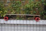 """Motor duplo (900W*2) quatro rodas que derivam o """"trotinette"""" elétrico do skate"""
