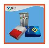 El rectángulo de papel colorido, modifica el rectángulo de los cosméticos para requisitos particulares