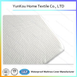Encasement de bambú laminado impermeable del colchón de la fibra de la alta calidad