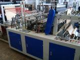 Hochgeschwindigkeitsshirt-Beutel-Walzen-Beutel, der Maschine mit doppelten Zeilen herstellt