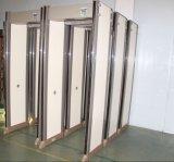 ボディスキャンナーの金属探知器のドアを通るSebsitivityの高い歩行