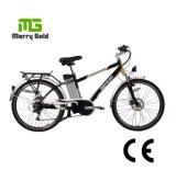 Bici eléctrica trasera del motor 250W del eje