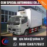 Chinesischer Dongfeng 4X2 Abkühlung-LKW für Verkauf