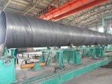 Tubo d'acciaio sommerso del tubo SSAW della saldatura ad arco di spirale